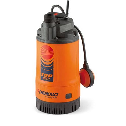 Bomba sumergible para agua sucia y cisterna Pedrollo TOP MULTI II 3/4 HP