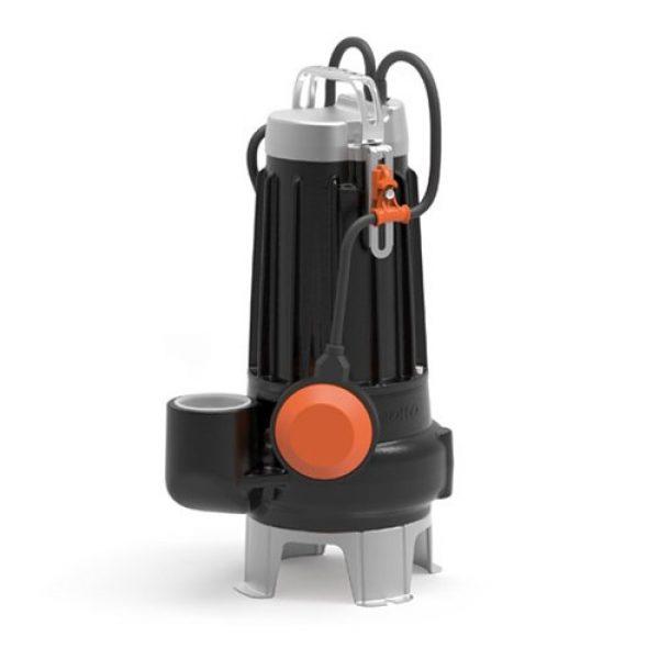 Bomba sumergible para agua sucia y cisterna Pedrollo VXC 35-45