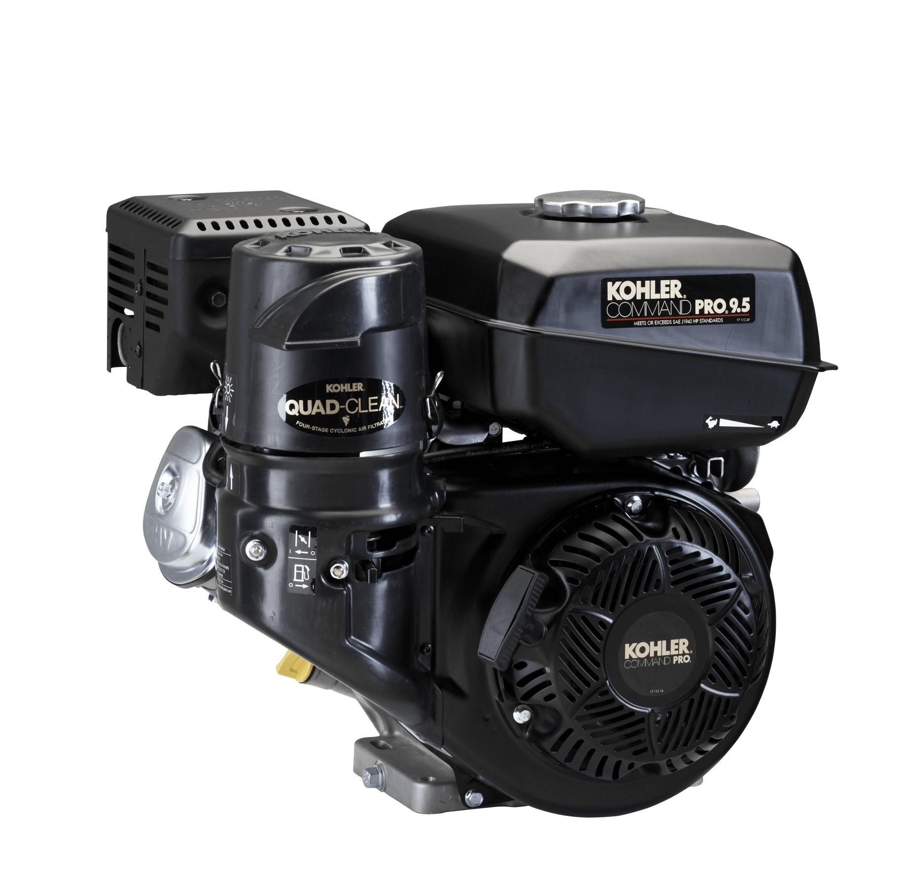 Motor a gasolina Kohler Command Pro 9.5 CH395