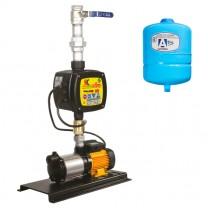 Presurizador individual HIDROCONTROL-ESPA, presión constante serie water drive con bomba ESPA serie PRISMA