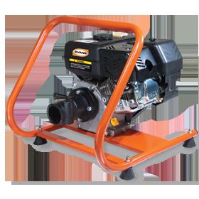 Vibrador a Gasolina Motor Kohler de 6.5 HP para colados compactos sin burbujas Modelo VIMG0650K
