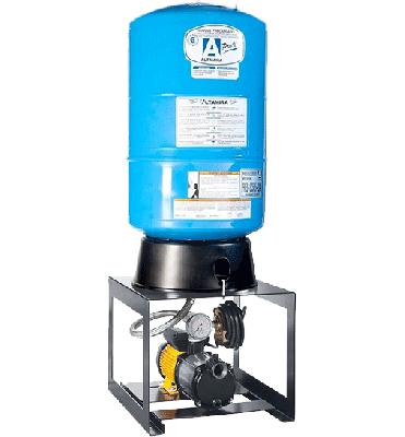Bomba presurizadora individual ESPA con Tanque PRO-X Altamira